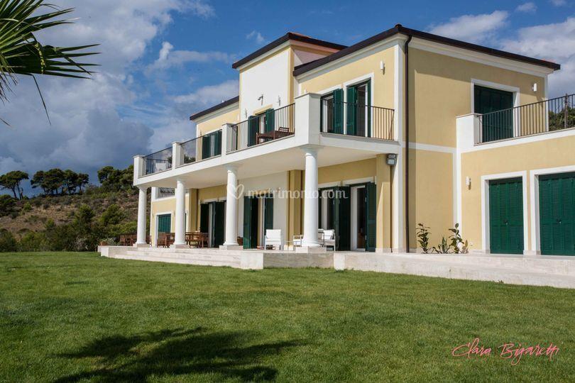 Villa dendi for Planimetrie della mia villa