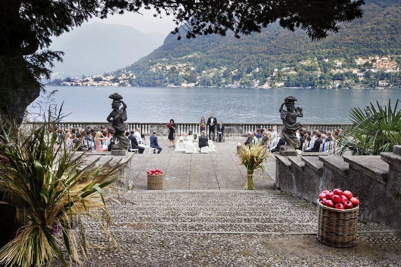 Photographer Lake of Como