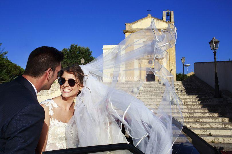 Fotografo matrimonio Marsala
