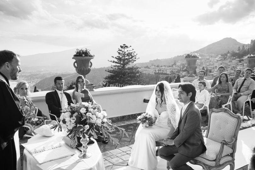 Fotografo Matrimon Hotel Timeo