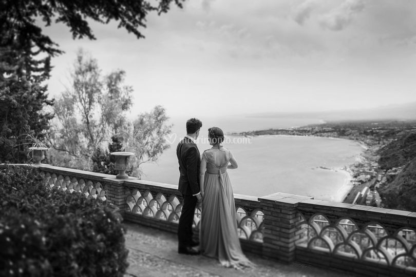 Photographer Taormina Wedding