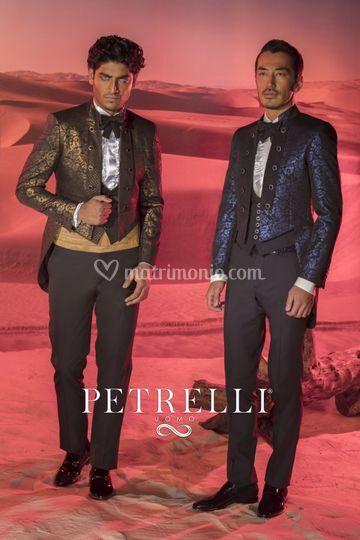 Petrelli sposo