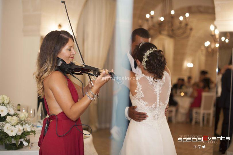 Violin show
