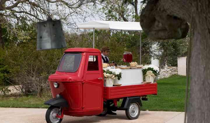 Vito Sportelli Wedding Bar Service