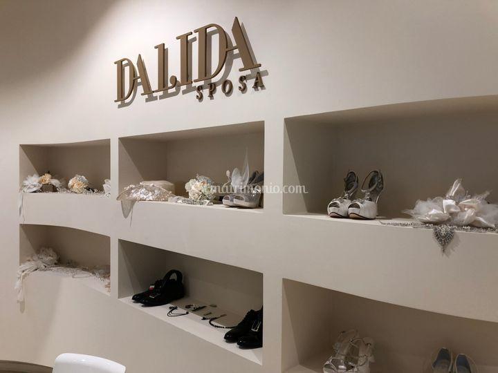 Accessori Dalida Sposa