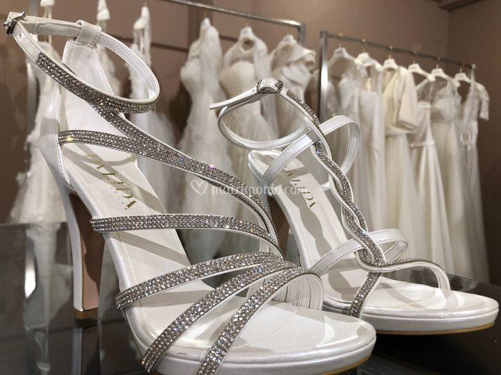 Scarpe Dalida Sposa