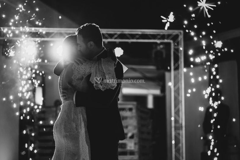 Ballo Sposi con Sparkular