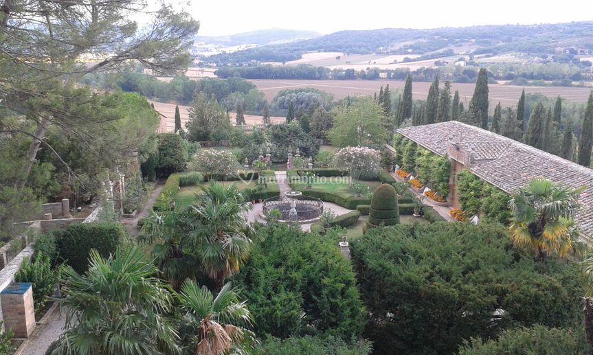 Villa di Montefreddo