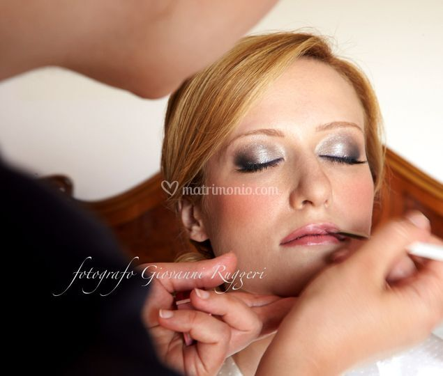 Simona Di Mauro make up artist