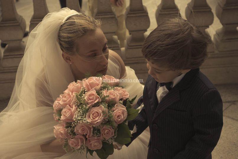 Sposa e figlio ©Peppersolutions