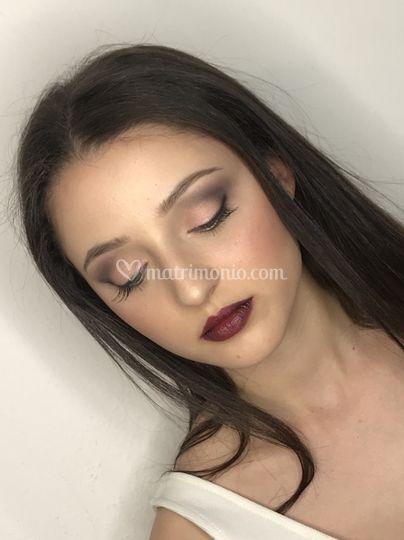 Night Wedding Make up