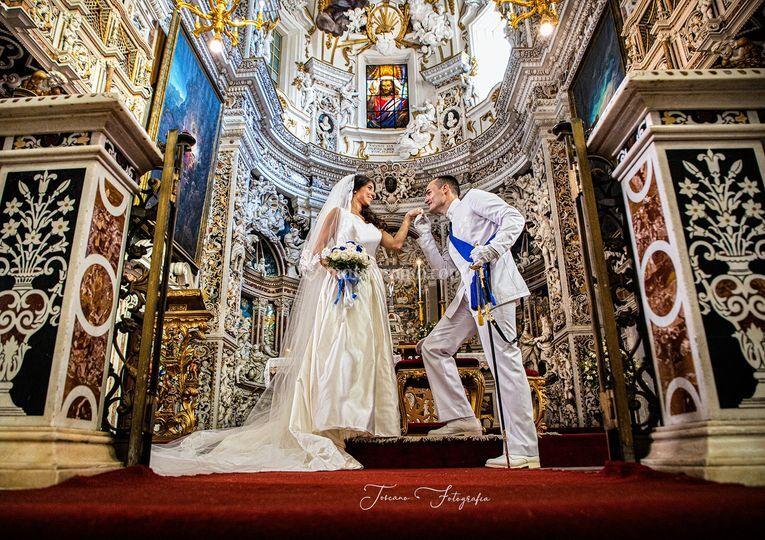 Fotografi matrimonio - Palermo