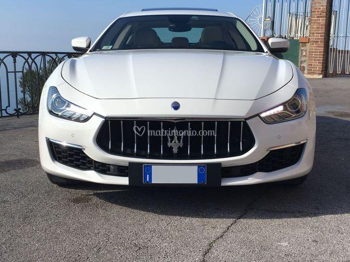 New Maserati Ghibli Gran Lusso