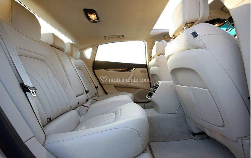 Maserati Quattroporte mod 2013