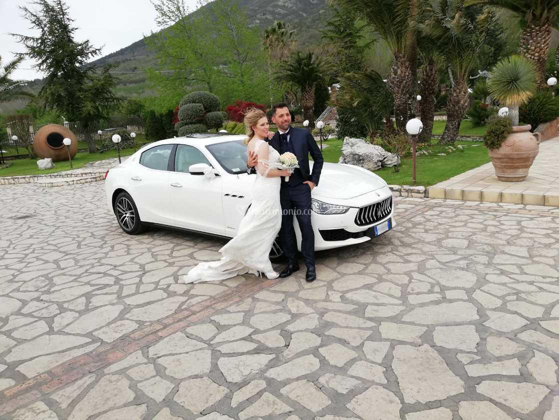 Matrimonio NEW Maserati Ghibli