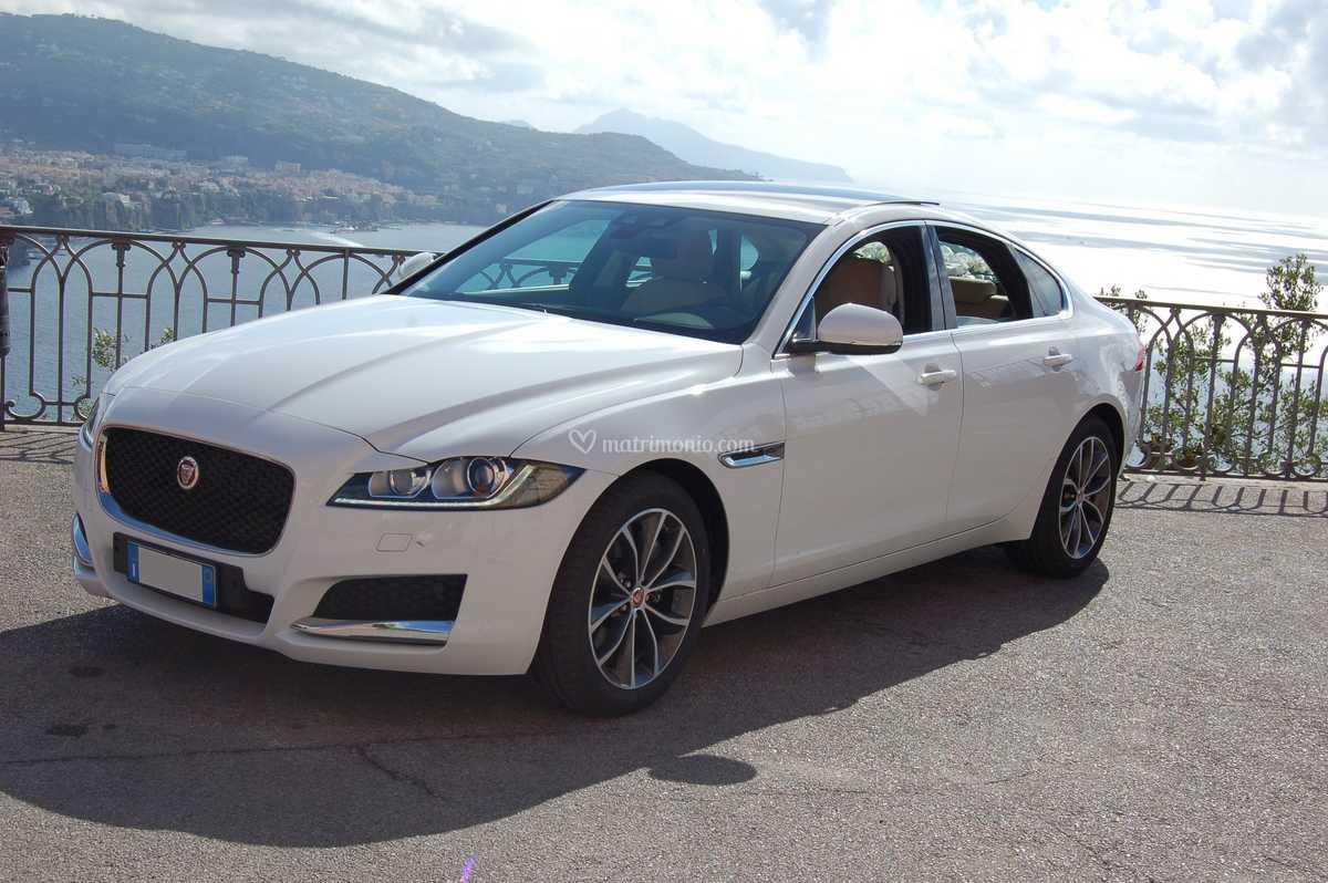 New Jaguar XF ultimo modello
