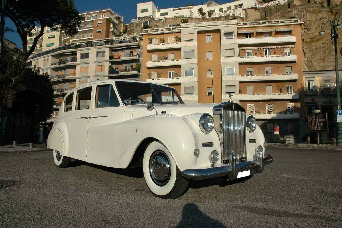 Rolls Royce Princess 1950