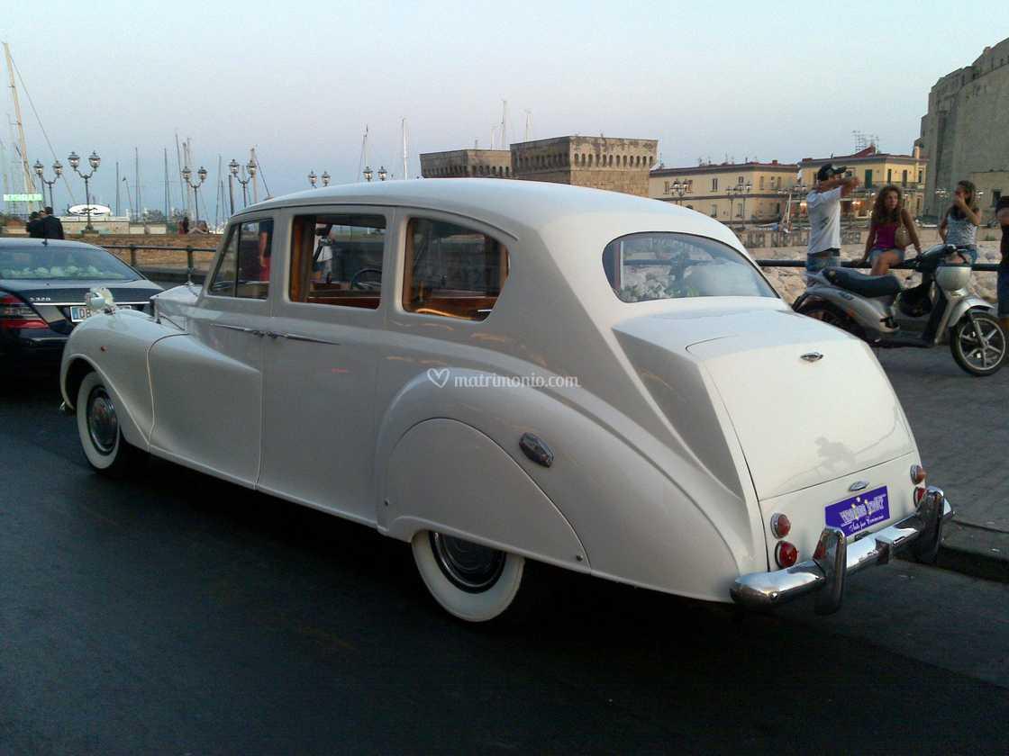 Rolls Royce Princess 1950
