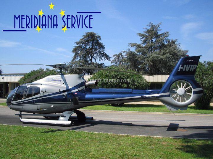 Elicottero 6 Posti Usato : Meridiana service