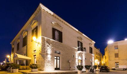 Palazzo Filisio Hotel Régia Restaurant 1
