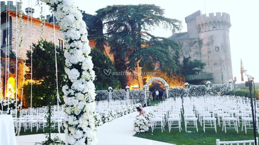 Castle ceremony