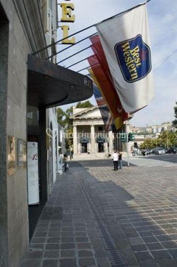 prezzo competitivo negozio outlet migliore qualità Best Western Premier Hotel Cappello D'Oro