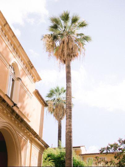 Weddin Location Calabria -