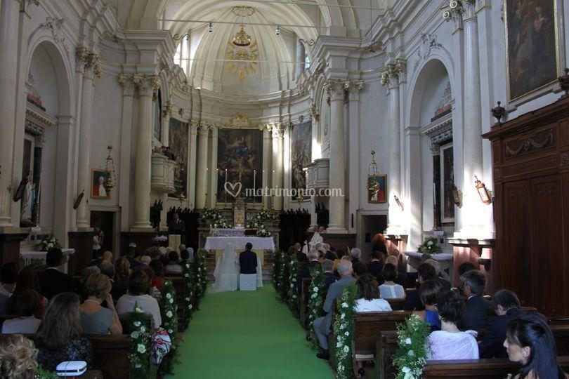 Chiesa Parrocchiale Sombreno