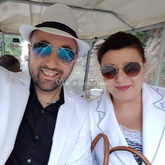 Wedding day panarea