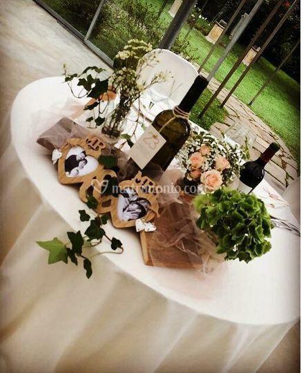 T+L Wedding