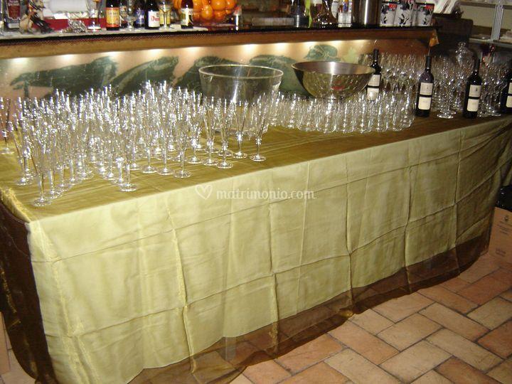 Buffet cerimonia
