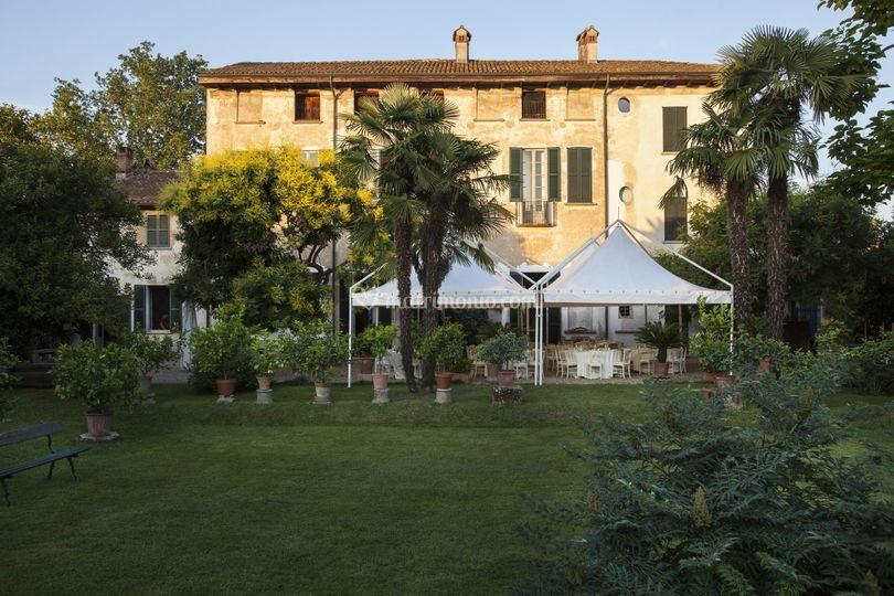 Villa Mantegazza-Macinaghi