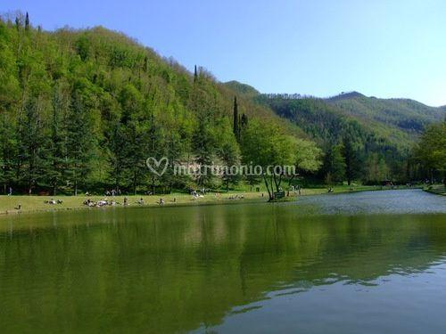 Lago Verde - La bua della Tonia