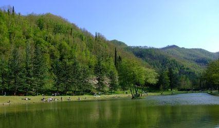 Lago Verde - La bua della Tonia 1