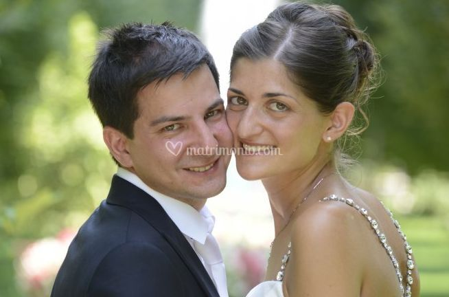 Ritratto sposi