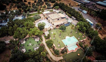 Sala Ricevimenti Parco dei Principi 1