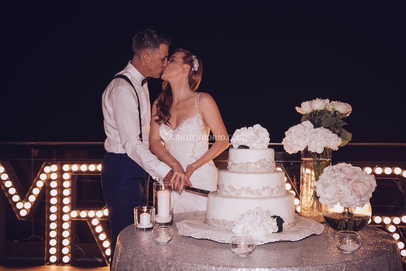 Torta Bianca wedding