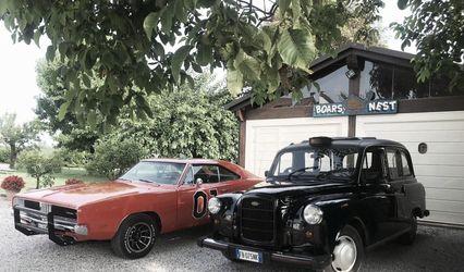Noleggio General Lee, Taxi Inglese e Rolls Royce
