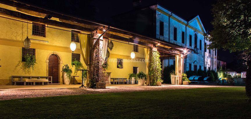 Osteria Porticato e Villa
