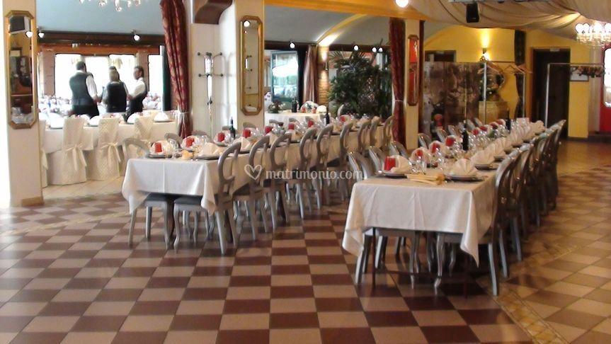 Sala ingresso ristorante