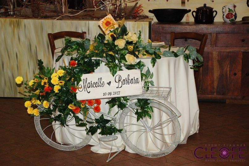 Maria Cleofe Salvucci Event & Wedding Planner