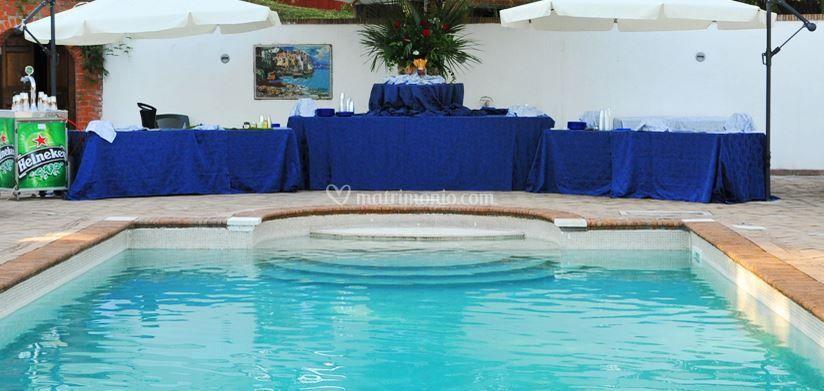 Oppidulum Resort- piscina