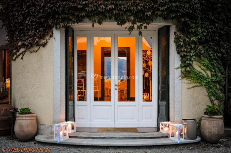 L'ingresso - © Wedding Team