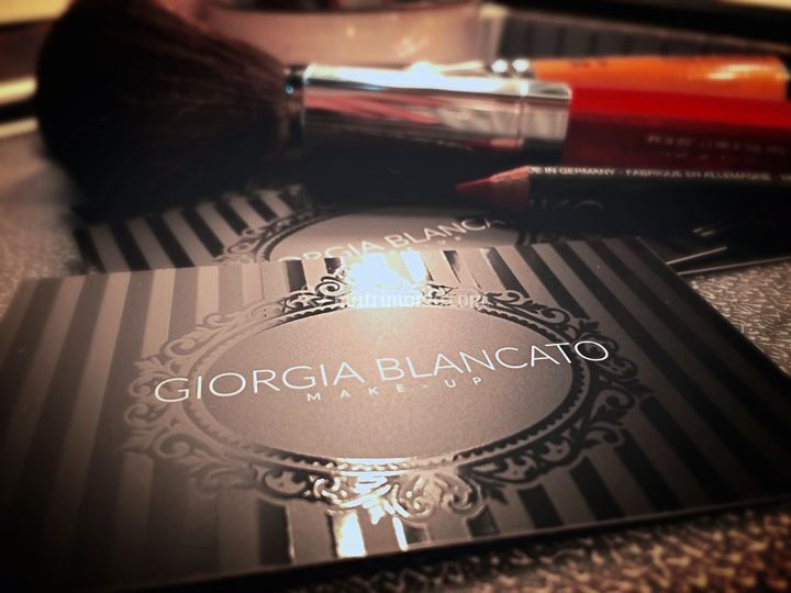 Famoso Giorgia Blancato Make Up UH39