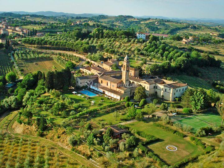 La Certosa di Maggiano