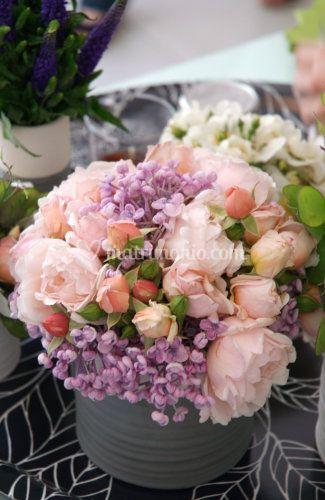 Composizoine floreale