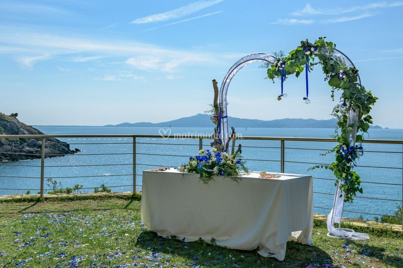 Zona cerimonia