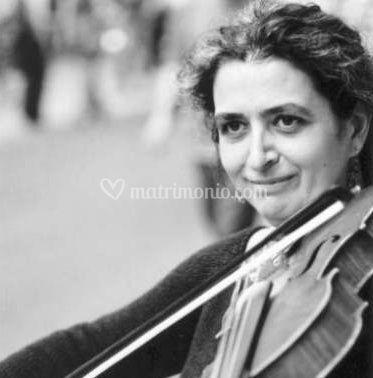 Musica per matrimonio, viola, violino solo