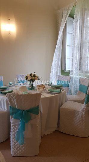 Matrimonio in Tiffany