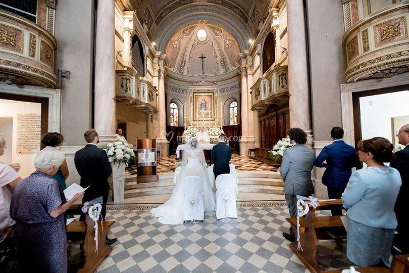 Matrimonio total white